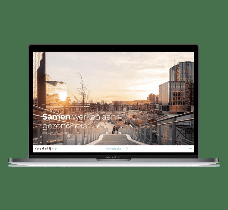 Jaarverslag Raedelijn Desktop Min