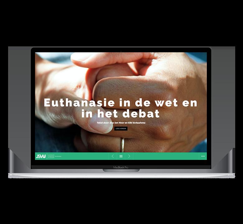 Desktop versie Juncto editie Recht & Gezondheid