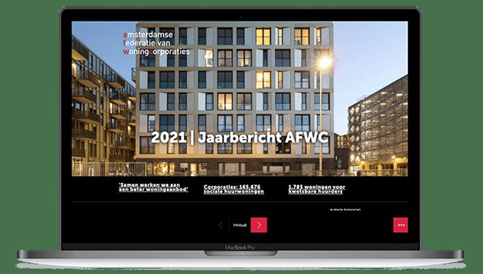 WPMagazine Congresredactie 2021 Jaarbericht AFWC