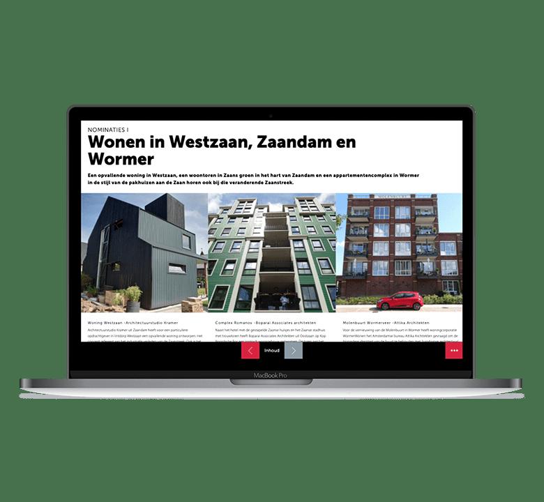 WPMagazine Congresredactie Architectuurprijs 2020