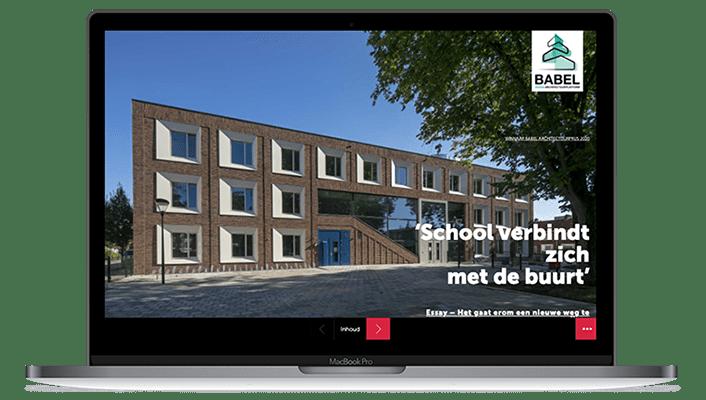 Online Magazine Congresredactie Architectuurprijs 2020